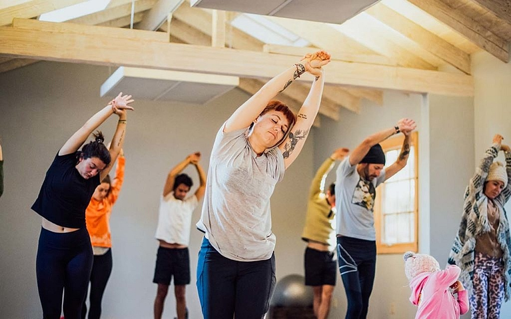 Yoga Camp Carmel Valley